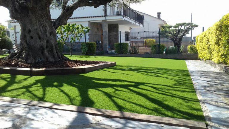 Césped artificial Jardín