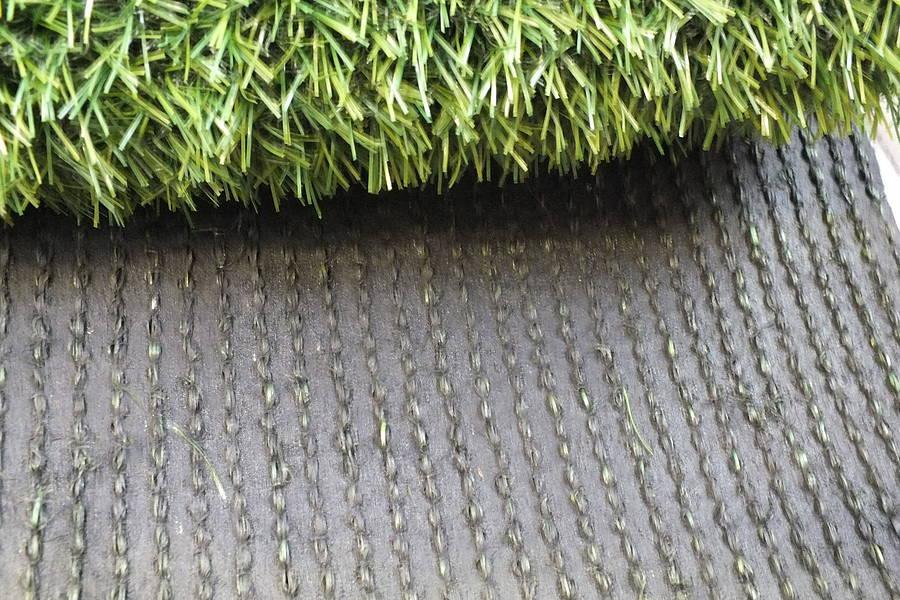 La base de alfombra